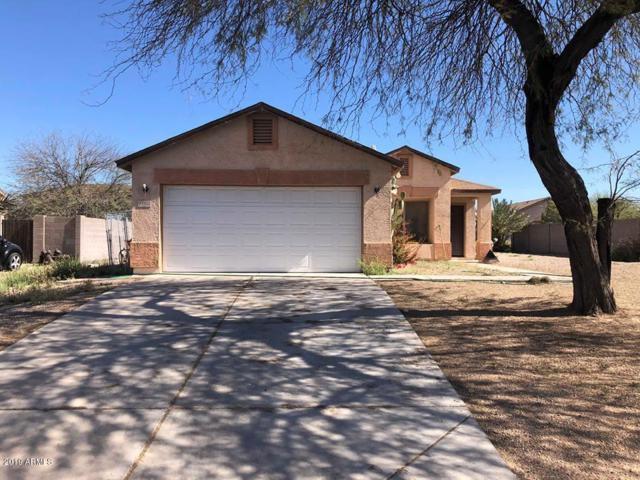 11922 W Carousel Drive, Arizona City, AZ 85123 (MLS #5914052) :: Yost Realty Group at RE/MAX Casa Grande