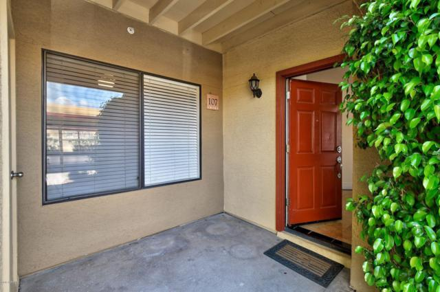 7008 E Gold Dust Avenue #107, Paradise Valley, AZ 85253 (MLS #5914074) :: The Everest Team at My Home Group