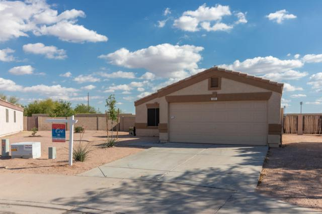 1237 W 21ST Avenue, Apache Junction, AZ 85120 (MLS #5914148) :: Realty Executives