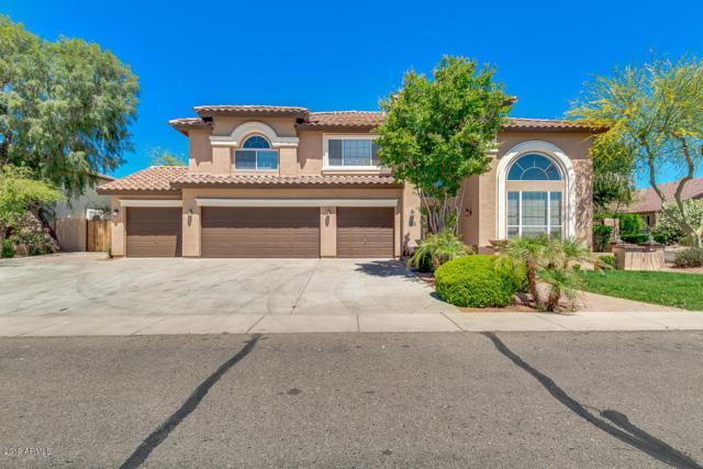 1724 E Coconino Drive, Chandler, AZ 85249 (MLS #5914243) :: Realty Executives