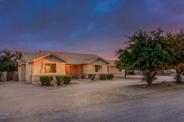 20123 E Chestnut Drive, Queen Creek, AZ 85142 (MLS #5914279) :: Realty Executives