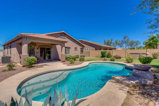 21299 E Avenida Del Valle Street, Queen Creek, AZ 85142 (MLS #5914310) :: Realty Executives