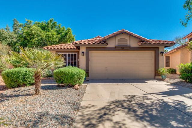 921 W Cantebria Drive, Gilbert, AZ 85233 (MLS #5914349) :: CANAM Realty Group