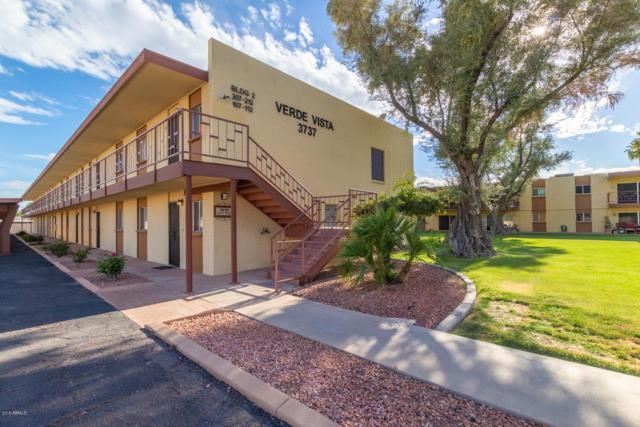 3737 E Turney Avenue #209, Phoenix, AZ 85018 (MLS #5914501) :: Yost Realty Group at RE/MAX Casa Grande