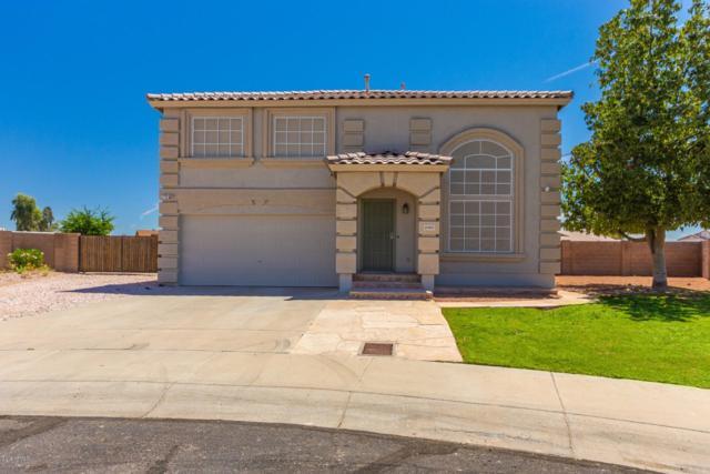 10901 W Augusta Avenue, Glendale, AZ 85307 (MLS #5914508) :: CANAM Realty Group