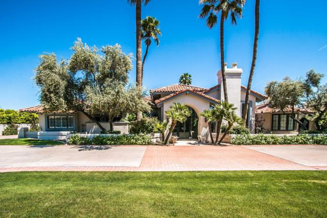 8701 N 65TH Street, Paradise Valley, AZ 85253 (MLS #5914577) :: My Home Group