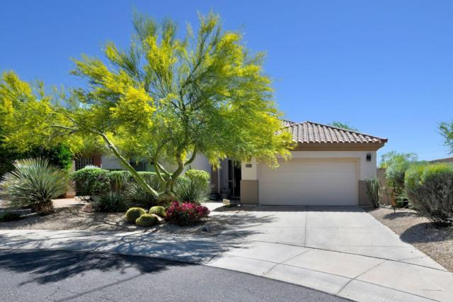 7639 E Overlook Drive, Scottsdale, AZ 85255 (MLS #5914614) :: The Bill and Cindy Flowers Team