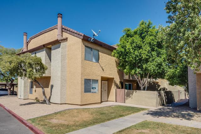 2121 S Pennington #30, Mesa, AZ 85202 (MLS #5914623) :: Lucido Agency