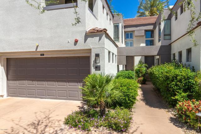 7222 E Gainey Ranch Road #106, Scottsdale, AZ 85258 (MLS #5914696) :: The Daniel Montez Real Estate Group