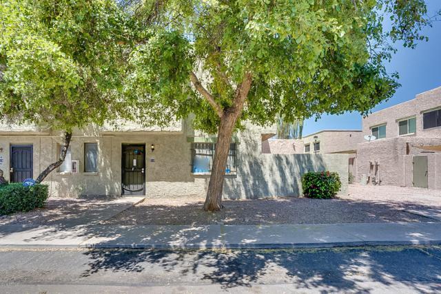 1500 W Rio Salado Parkway #117, Mesa, AZ 85201 (MLS #5914718) :: Lucido Agency
