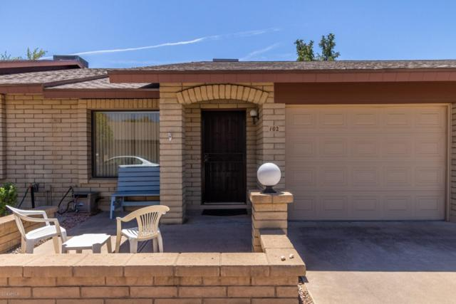 2064 S Farnsworth Drive #102, Mesa, AZ 85209 (MLS #5914754) :: Lifestyle Partners Team