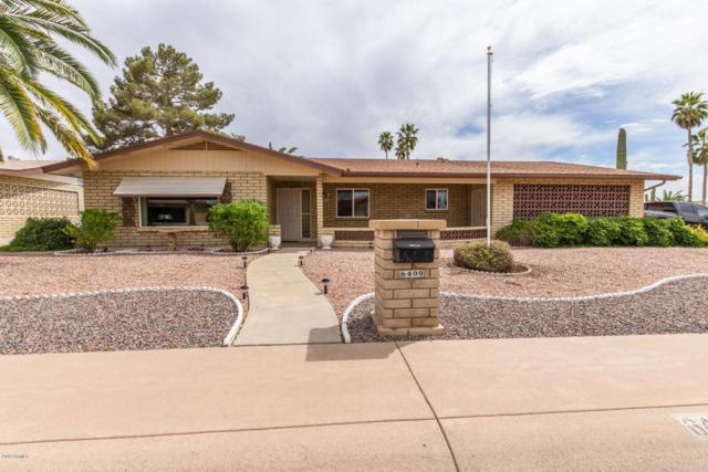6409 E Dodge Street, Mesa, AZ 85205 (MLS #5914779) :: Lifestyle Partners Team