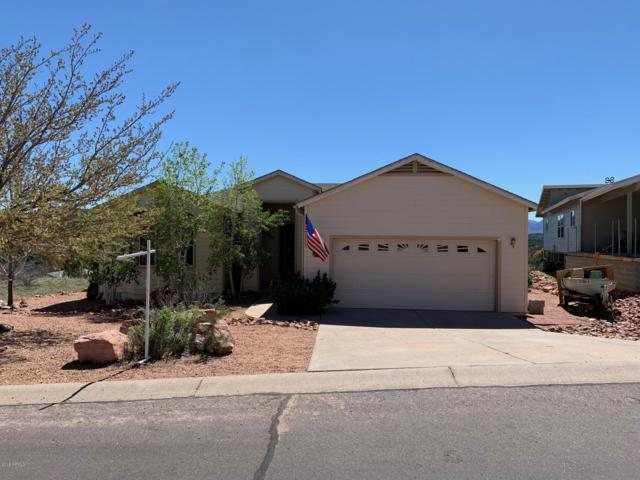 1021 W Rim View Road, Payson, AZ 85541 (MLS #5914799) :: Yost Realty Group at RE/MAX Casa Grande
