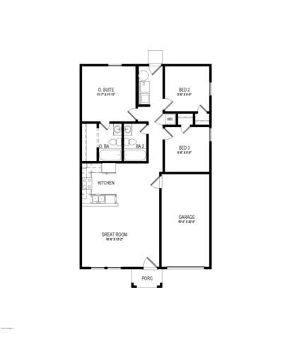 138 E Patton Avenue, Coolidge, AZ 85128 (MLS #5914889) :: The Daniel Montez Real Estate Group