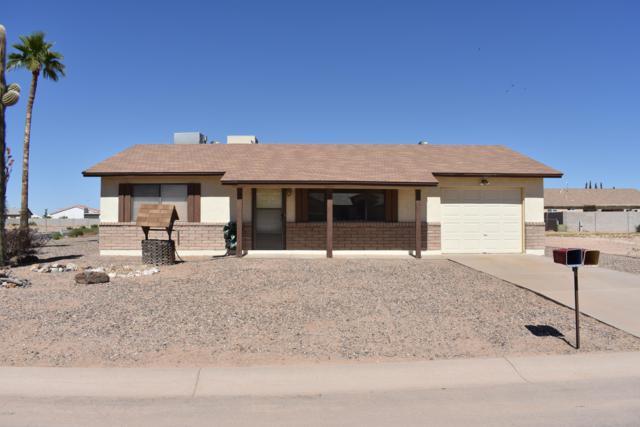 10258 W Fernando Drive, Arizona City, AZ 85123 (MLS #5914957) :: Yost Realty Group at RE/MAX Casa Grande