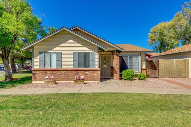5135 E Evergreen Street #1186, Mesa, AZ 85205 (MLS #5914980) :: Realty Executives
