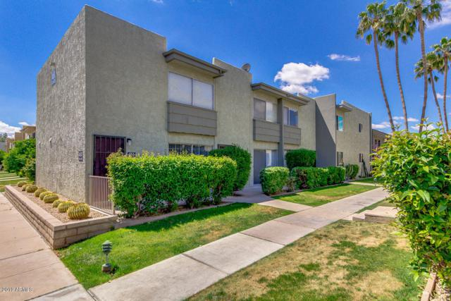 4610 N 68TH Street #429, Scottsdale, AZ 85251 (MLS #5915047) :: Kortright Group - West USA Realty