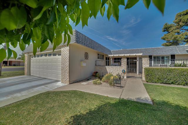 10872 W Cheryl Drive, Sun City, AZ 85351 (MLS #5915052) :: Arizona 1 Real Estate Team