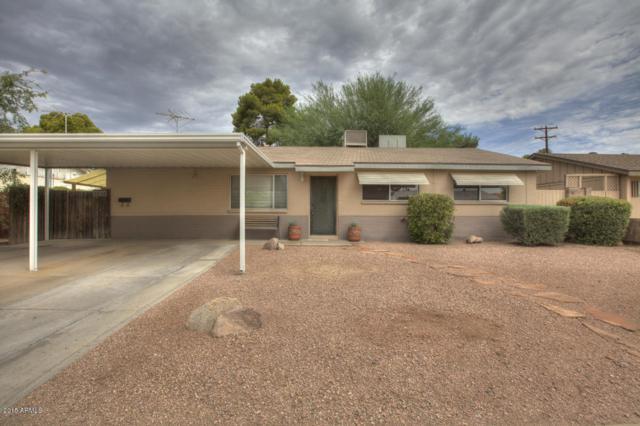 7538 E Papago Drive, Scottsdale, AZ 85257 (MLS #5915055) :: The C4 Group
