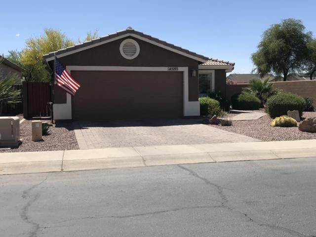 1295 N Lantana Place, Casa Grande, AZ 85122 (MLS #5915180) :: RE/MAX Excalibur