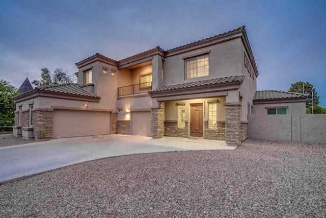 702 E Carver Road, Tempe, AZ 85284 (MLS #5915219) :: The C4 Group