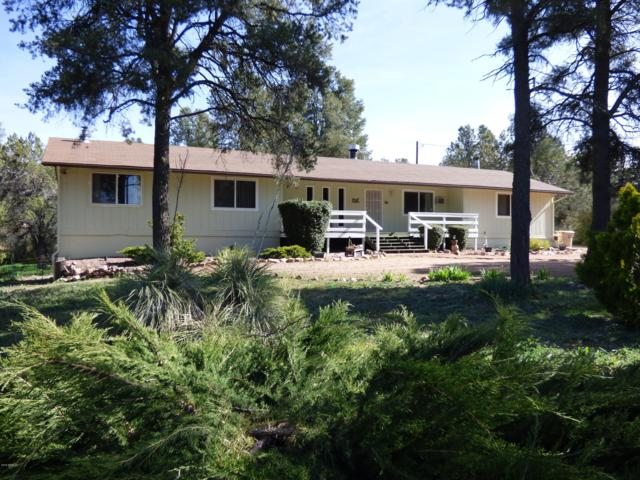 796 E Dealers Choice Lane, Payson, AZ 85541 (MLS #5915352) :: Devor Real Estate Associates