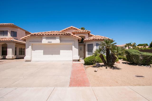 5958 E Kelton Lane, Scottsdale, AZ 85254 (MLS #5915395) :: The Ford Team