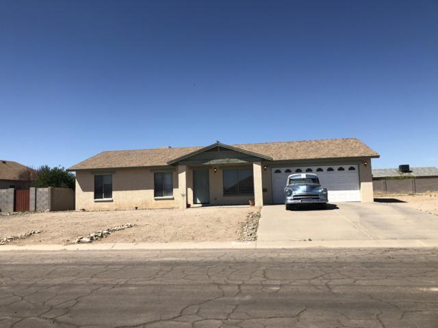 12208 W Carousel Drive, Arizona City, AZ 85123 (MLS #5915397) :: Yost Realty Group at RE/MAX Casa Grande