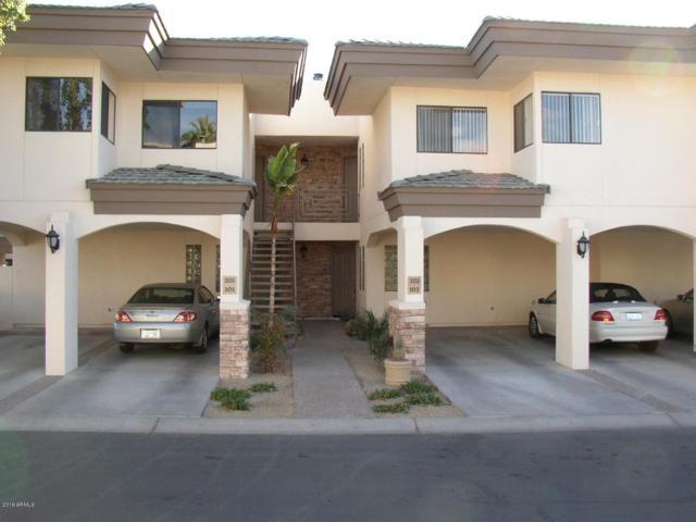 3235 E Camelback Road #102, Phoenix, AZ 85018 (MLS #5915427) :: Kepple Real Estate Group
