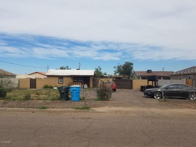3802 W Grant Street, Phoenix, AZ 85009 (MLS #5915557) :: The Ford Team