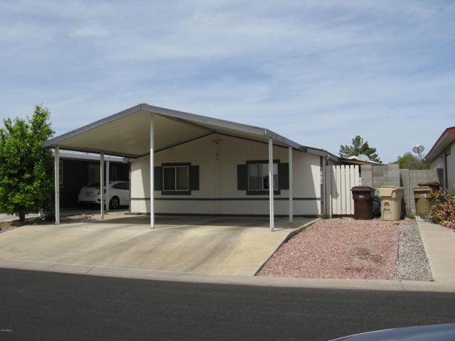 8601 N 103RD Avenue #144, Peoria, AZ 85345 (MLS #5915559) :: Lucido Agency