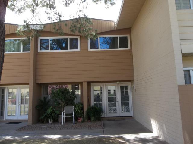 720 N 82ND Street E3, Scottsdale, AZ 85257 (MLS #5915580) :: The Pete Dijkstra Team