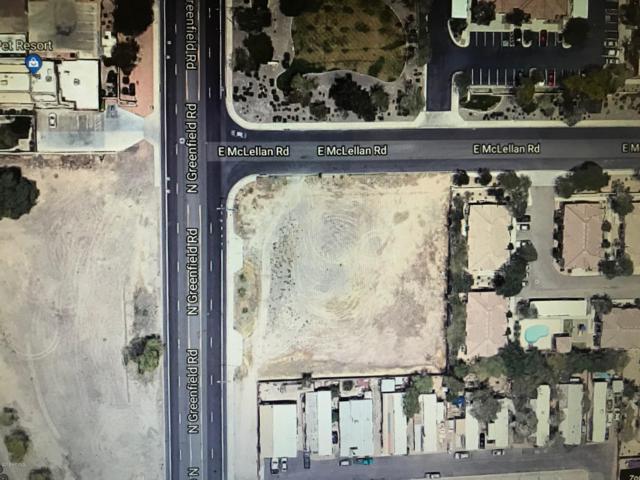 0 E Mclellan Road, Mesa, AZ 85205 (MLS #5915610) :: The Pete Dijkstra Team