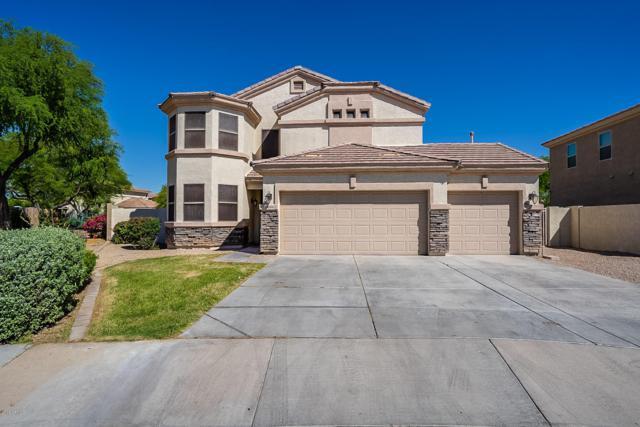 13694 W Monte Vista Road, Goodyear, AZ 85395 (MLS #5915619) :: Occasio Realty