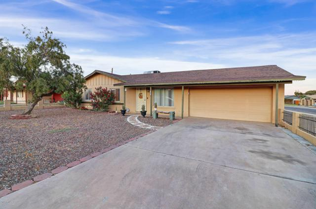 3001 N 64TH Drive, Phoenix, AZ 85033 (MLS #5915640) :: Home Solutions Team