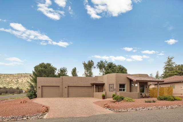 15 Yellow Hat Circle, Sedona, AZ 86351 (MLS #5915695) :: CC & Co. Real Estate Team