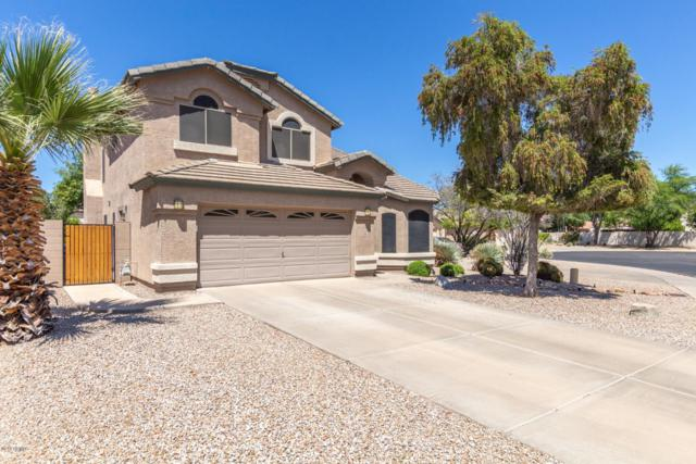 534 E Kyle Court, Gilbert, AZ 85296 (MLS #5915700) :: The Pete Dijkstra Team