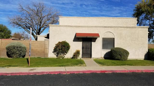 600 S Dobson Road #122, Mesa, AZ 85202 (MLS #5915770) :: The C4 Group