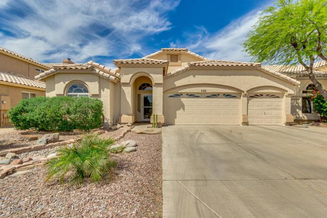 626 S Saddle Street, Gilbert, AZ 85233 (MLS #5915824) :: Occasio Realty