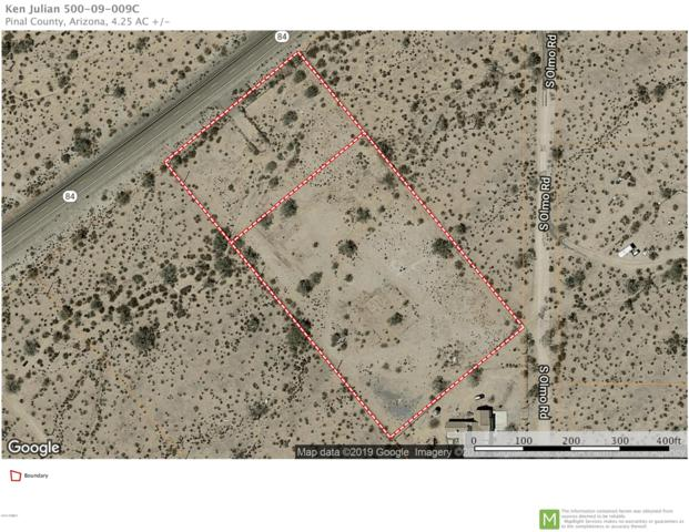 48981 W Highway 84 Highway, Maricopa, AZ 85139 (MLS #5915825) :: Santizo Realty Group