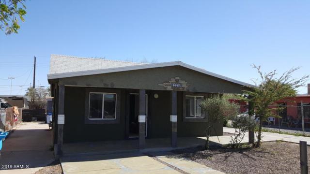 4441 S 8TH Place, Phoenix, AZ 85040 (MLS #5915914) :: The C4 Group