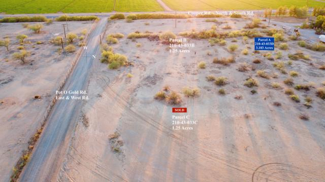 0000 N Cooper Road, Florence, AZ 85132 (MLS #5916128) :: Brett Tanner Home Selling Team