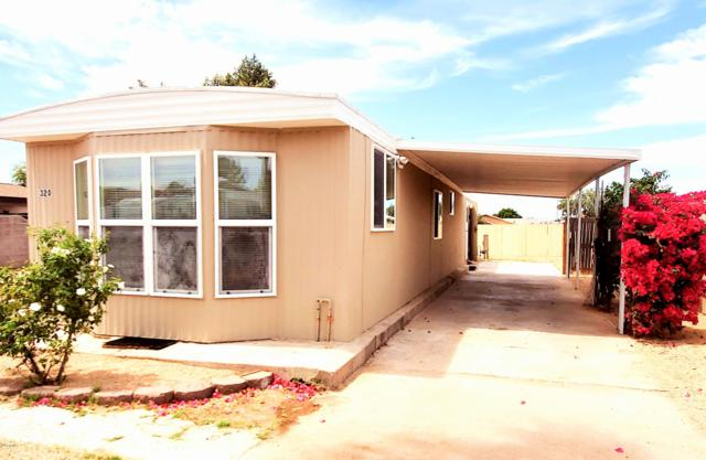 320 S 90TH Place, Mesa, AZ 85208 (MLS #5916215) :: CC & Co. Real Estate Team