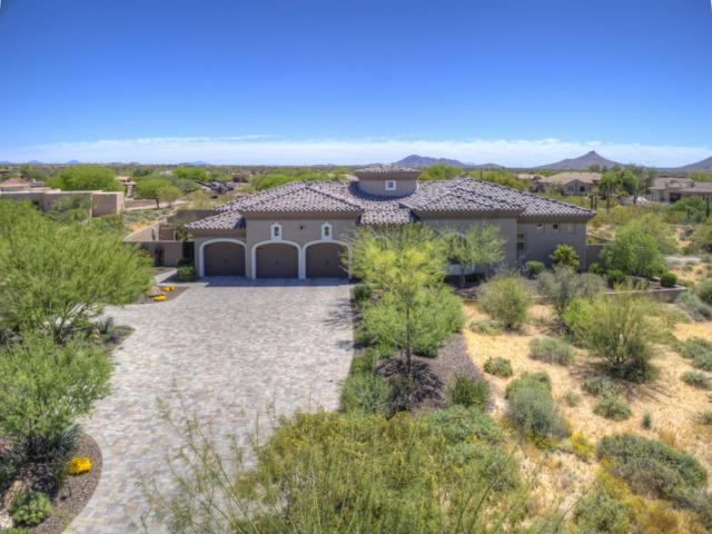 8563 E Tumbleweed Drive, Scottsdale, AZ 85266 (MLS #5916218) :: Brett Tanner Home Selling Team