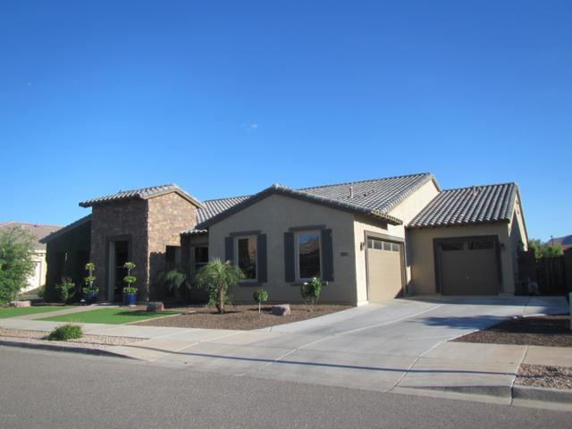 21157 E Sunset Drive, Queen Creek, AZ 85142 (MLS #5916372) :: The Kenny Klaus Team