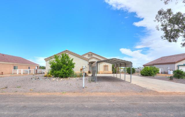 4278 E Appaloosa Drive, Eloy, AZ 85131 (MLS #5916422) :: Yost Realty Group at RE/MAX Casa Grande