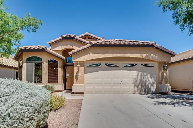 1646 E Angeline Avenue, San Tan Valley, AZ 85140 (MLS #5916433) :: The Luna Team