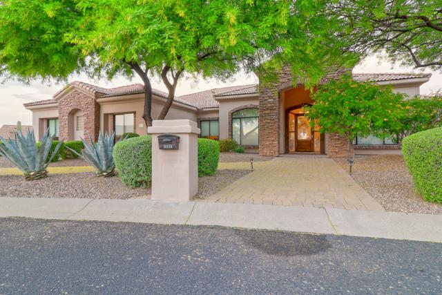 8334 E Canyon Estates Circle, Gold Canyon, AZ 85118 (MLS #5916511) :: Yost Realty Group at RE/MAX Casa Grande