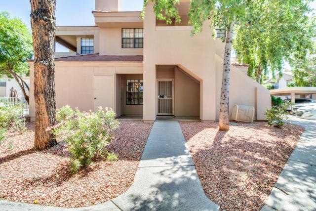 5950 N 78TH Street #110, Scottsdale, AZ 85250 (MLS #5916574) :: Santizo Realty Group