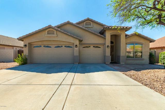 22740 N 103RD Lane, Peoria, AZ 85383 (MLS #5916779) :: The Kathem Martin Team